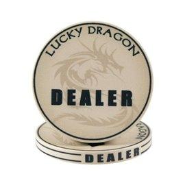 Dealer Button Lucky Dragon