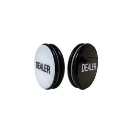 Dealer Button Puck