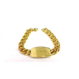 Poker Bracelet Gold