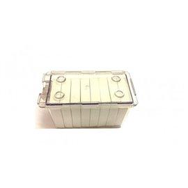 Kartenbox aus Acryl