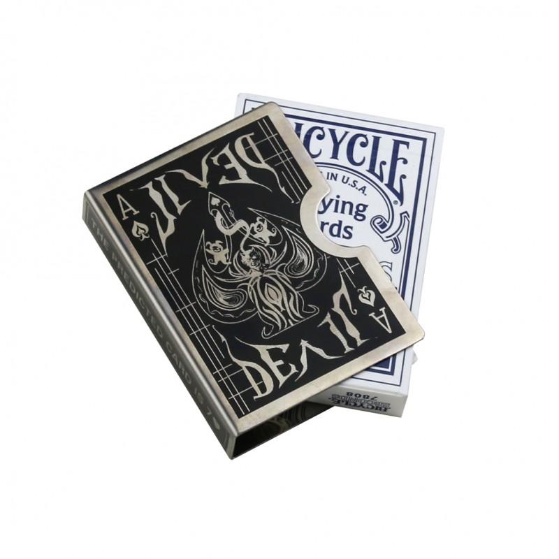 Kartenklammer