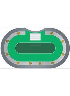 Pokertuch Standard
